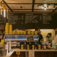 ORIOLE COFFEE & BARの店舗写真