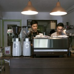 NYLON coffee roastersの店舗写真