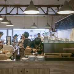 Ceresia Coffee Roastersの店舗写真