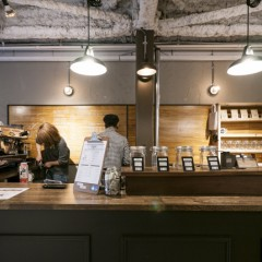 GRANKNOT coffeeの店舗写真