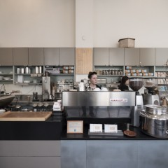Blue Bottle Coffee Mint Plazaの店舗写真