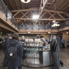 Sightglass Coffee Somaの店舗写真