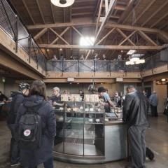 Sightglass Coffee Somaの店舗写真