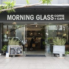 MORNING GLASS COFFEE + CAFEの店舗写真
