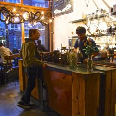 Fourbarrel Coffeeの店舗写真