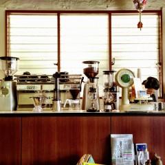 REC COFFEE 薬院駅前店の店舗写真