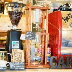 CAFERISTAの店舗写真