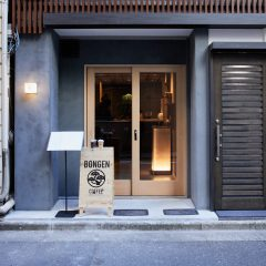 BONGEN COFFEEの店舗写真