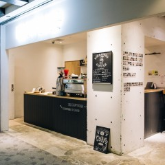 BUKATSUDO COFFEEの店舗写真