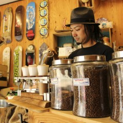 ARiSE COFFEE ROASTERSの店舗写真
