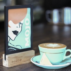 Mojo Coffee 神楽坂店の店舗写真