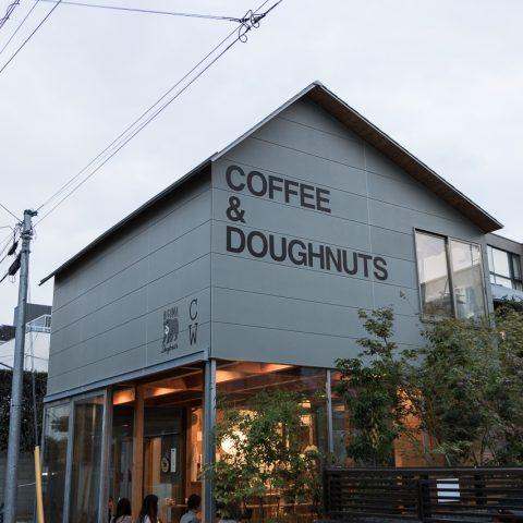 Coffee Wrights 表参道の店舗写真
