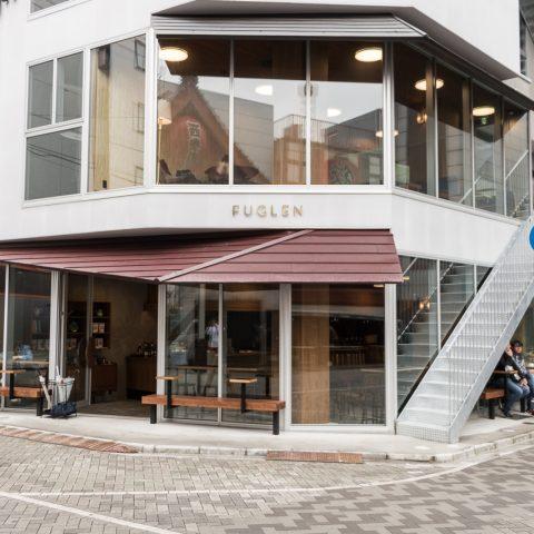 FUGLEN ASAKUSAの店舗写真