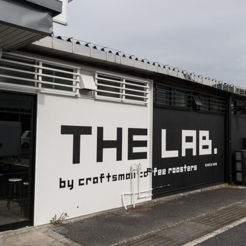 THE LAB. by craftsman coffee roastersの店舗写真