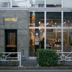 THE COFFEESHOP ROAST WORKSの店舗写真