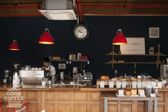 ELMERS GREEN CAFÉ店頭写真