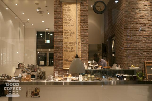 ELMERS GREEN CAFÉの店内画像