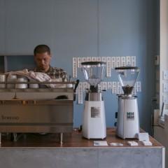 アカツキコーヒーの店舗写真