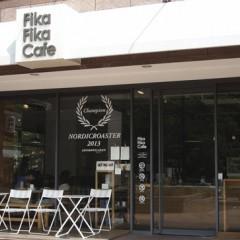 Fika Fika Cafeの店舗写真
