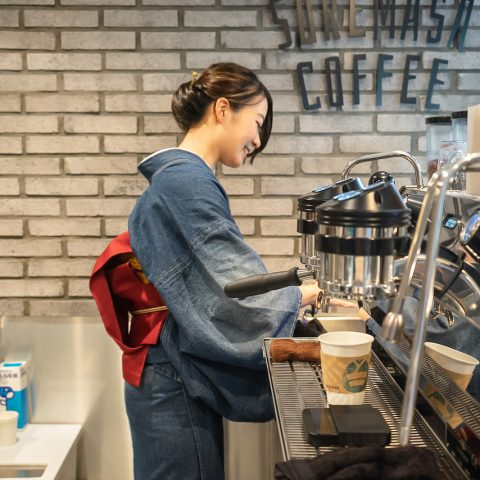 Sukemasa Coffeeの店舗写真