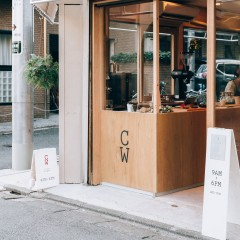 Coffee Wrightsの店舗写真